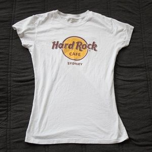 Tops - Hard Rock Cafe Tee